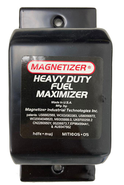 Magnetizer - Heavy Duty Fuel Maximizer