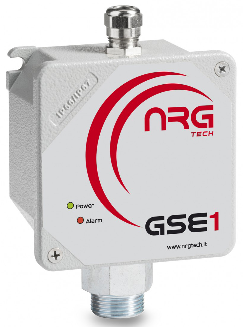 GSE1 - Industrial Gas Detector