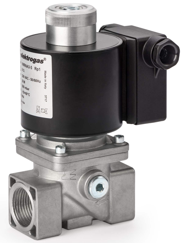 VMRNA - Automatic Vent Valve for Gas Appliances